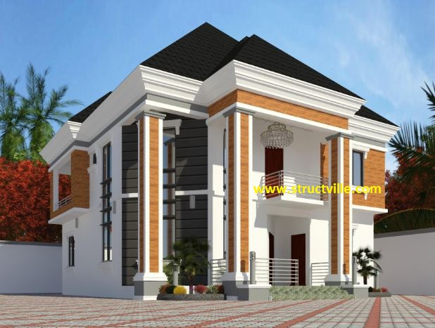 Cost Of Building A Duplex In Nigeria Foundation To Dpc Structville