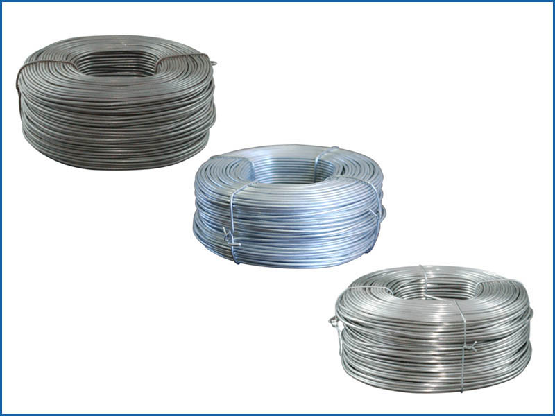 Binding wire for tying of reinforcement