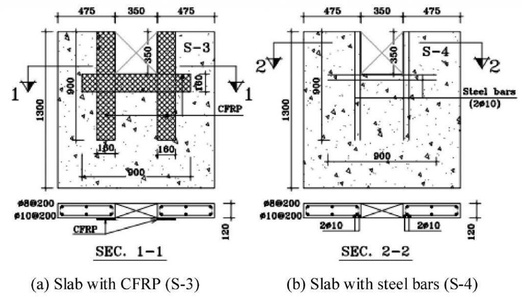 Strengthening of Flat Slabs